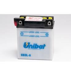 Аккумулятор UNIBAT YB3L-A