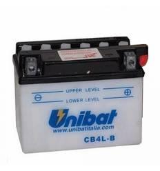 Аккумулятор UNIBAT YB4L-B