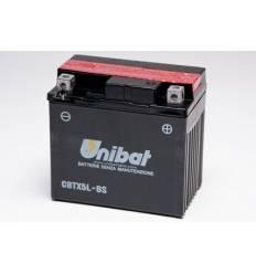 Аккумулятор UNIBAT YT5L-BS/YTX5L-BS