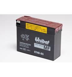 Аккумулятор UNIBAT YT4B-BS