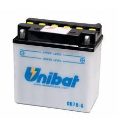 Аккумулятор UNIBAT YB7-A