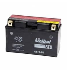 Аккумулятор UNIBAT YT7B-BS