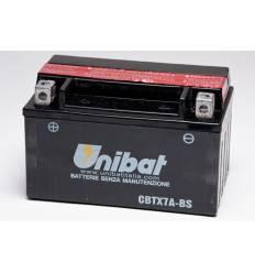 Аккумулятор UNIBAT YTX7A-BS