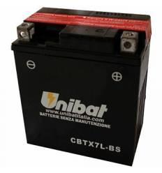 Аккумулятор UNIBAT YTX7L-BS