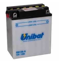 Аккумулятор UNIBAT YB12A-A