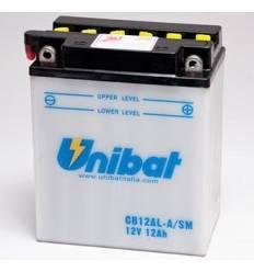 Аккумулятор UNIBAT YB12AL-A2