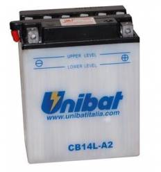 Аккумулятор UNIBAT YB14L-A2