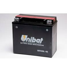 Аккумулятор UNIBAT YTX20L-BS