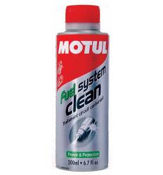 Очиститель топливной системы Fuel Clean Moto 4T 200мл