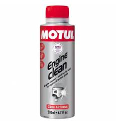 Промывка двигателя Engine Clean Moto 200мл