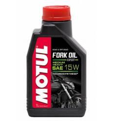 Вилочное масло Motul Fork Oil Expert 15W 1л / 105931