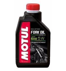 Вилочное масло Fork Oil Expert 5W 1л
