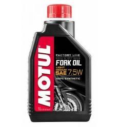 Вилочное масло Fork Oil Factory Line 7,5W 1л