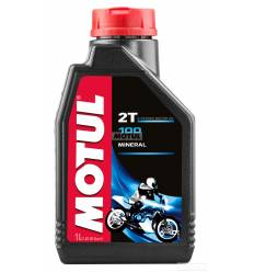 Моторное масло Motul 100 2T 1л