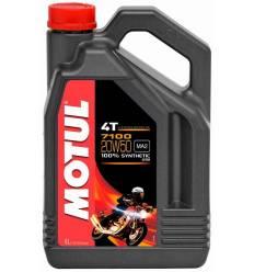 Моторное масло Motul 7100 4T 20W-50 4л