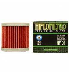 Фильтр масляный Hiflo Filtro HF139