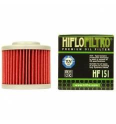 Фильтр масляный Hiflo Filtro HF151