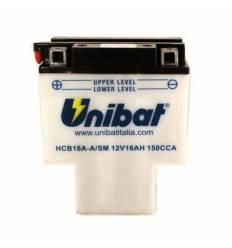 Аккумулятор Unibat HYB16A-AB