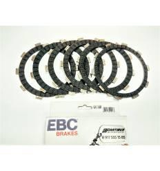 Фрикционные диски сцепления Honda Steed 400 / CRM 125 R / TRX 350 / NSR 125 EBC CK1160 (комплект)