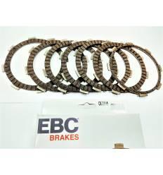 Фрикционные диски сцепления EBC CK1235 (комплект)