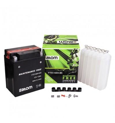 Аккумулятор YTX14AH BS MF Atom