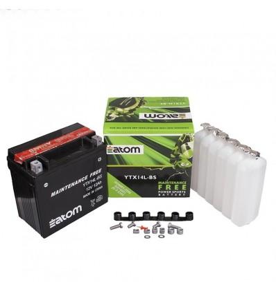 Аккумулятор YTX14L BS MF Atom