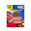 Тормозные колодки задние EBC FA063 HH DOUBLE H Sintered