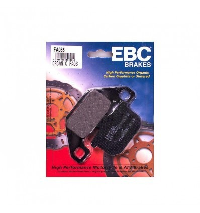 Тормозные колодки EBC FA085