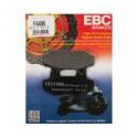 Тормозные колодки EBC FA086 / FA 086