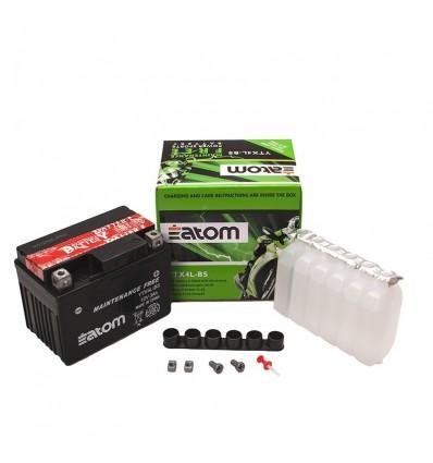Аккумулятор Atom YTX4L BS MF /  YT4L BS / YTX4L-BS