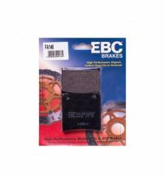 Тормозные колодки EBC FA146