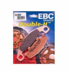 Тормозные колодки FA129 HH DOUBLE H Sintered