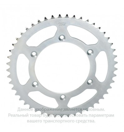 Звезда задняя 42 зубьев 1-5363-42 стальная / JTR1334-42