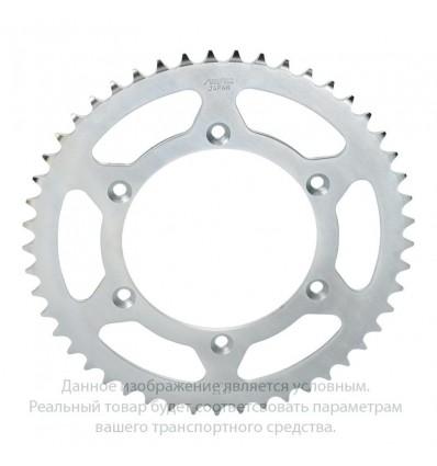 Звезда задняя 42 зубьев 1-5500-42 стальная / JTR1800-42