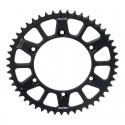 Звезда задняя 49 зубьев 5-3559-49BK алюминиевая черная / JTR210-49