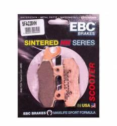 EBC SFA228HH Тормозные колодки передние левые  Suzuki Skywave / Burgman 250 400 07-15