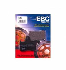 Тормозные колодки EBC FA254 / FA 254
