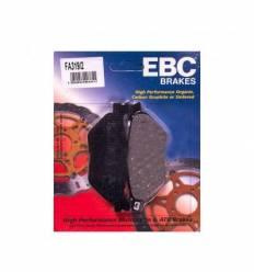 Тормозные колодки задние EBC FA319/2