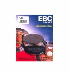 Тормозные колодки EBC FA419 / FA 419