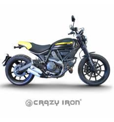 Дуги Ducati Scrambler 800cc 15-20 CRAZY IRON 60501