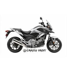Дуги для Honda NC700X / NC750X (автомат) 12-19 CRAZY IRON 13101
