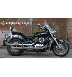 Дуги Yamaha Drag Star 1100 99-10 CRAZY IRON 35040