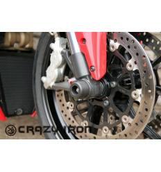 Слайдеры в ось переднего колеса для Ducati (список моделей в описании)