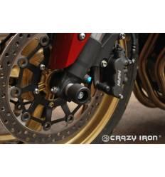 Слайдеры в ось переднего колеса для Honda CB1000R 2008-2016