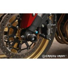 Слайдеры в ось переднего колеса для Honda CBR929RR, CBR954RR, CBR1000RR