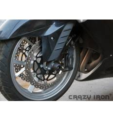 Слайдеры в ось переднего колеса для Kawasaki ZX-14 (ZZR1400) 2006-2015