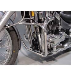 Дуги защитные монолитные VS1400 Intruder 87-04 / S83 Boulevard 05-11