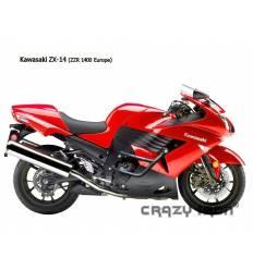 Дуги для Kawasaki ZX-14 (ZZR1400) 2006-2011