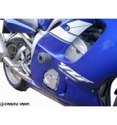 Слайдеры для Yamaha YZF R6 98-02 CRAZY IRON 3040